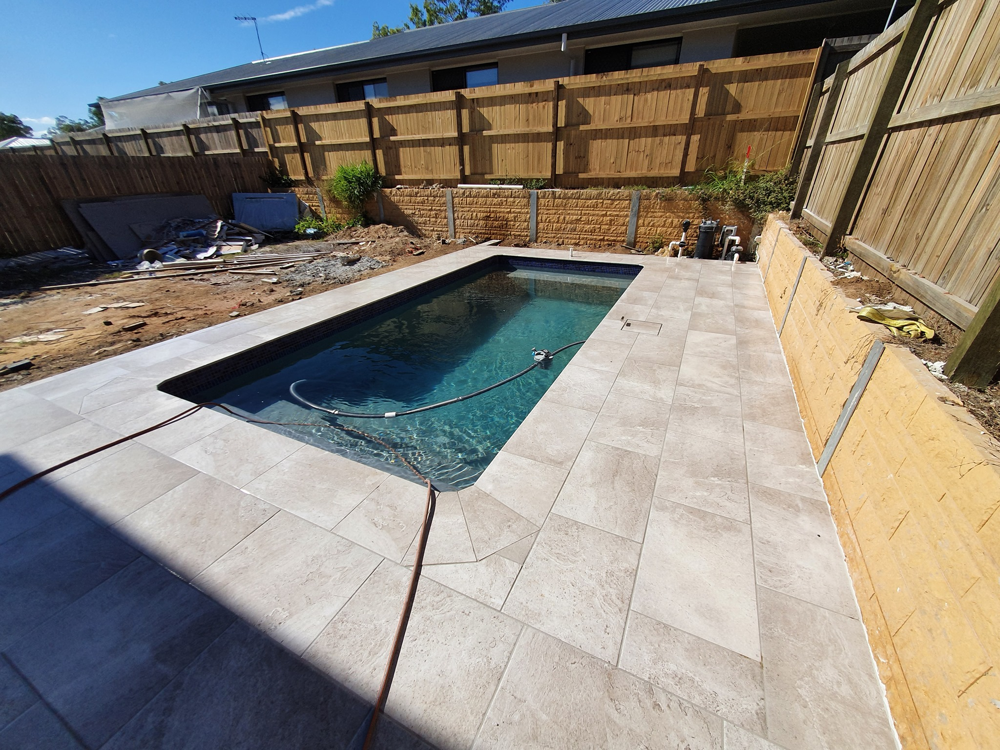 Poolscapes - hardscapes and landscaping Brisbane