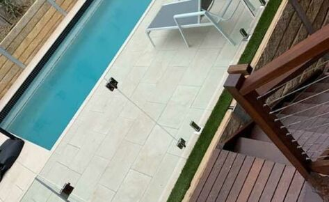 Wynnum – Poolscapes – Hardscapes and landscaping