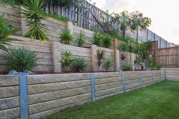 Retaining wall specialists Brisbane.