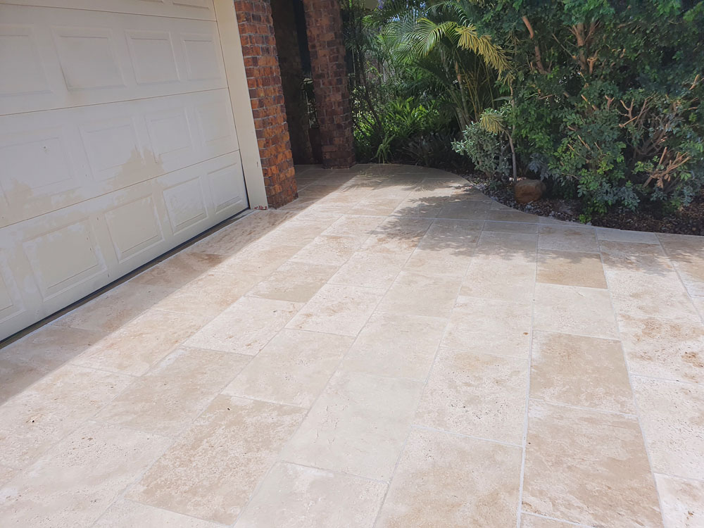 tiling and paving